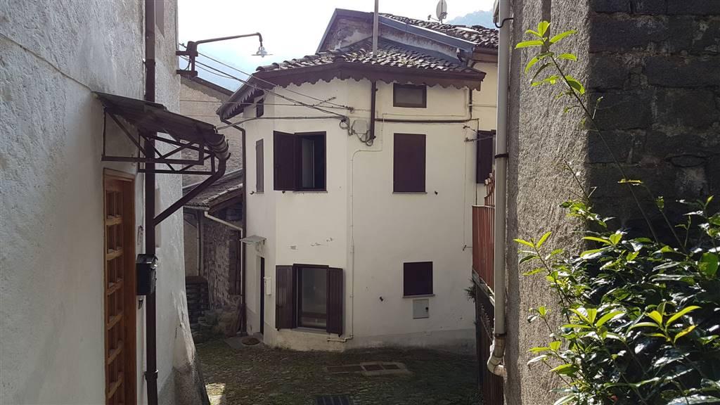 Soluzione Semindipendente in affitto a Campiglia Cervo, 3 locali, prezzo € 180 | Cambio Casa.it