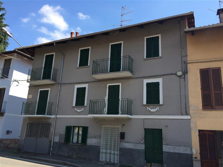 Soluzione Semindipendente in vendita a Candelo, 7 locali, prezzo € 45.000 | Cambio Casa.it