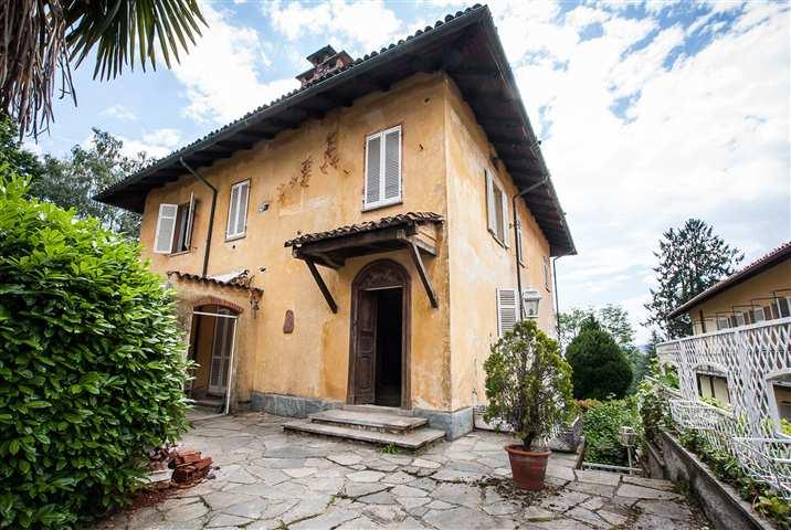Casa Singola In Vendita A Biella Cossila Favaro Oropa