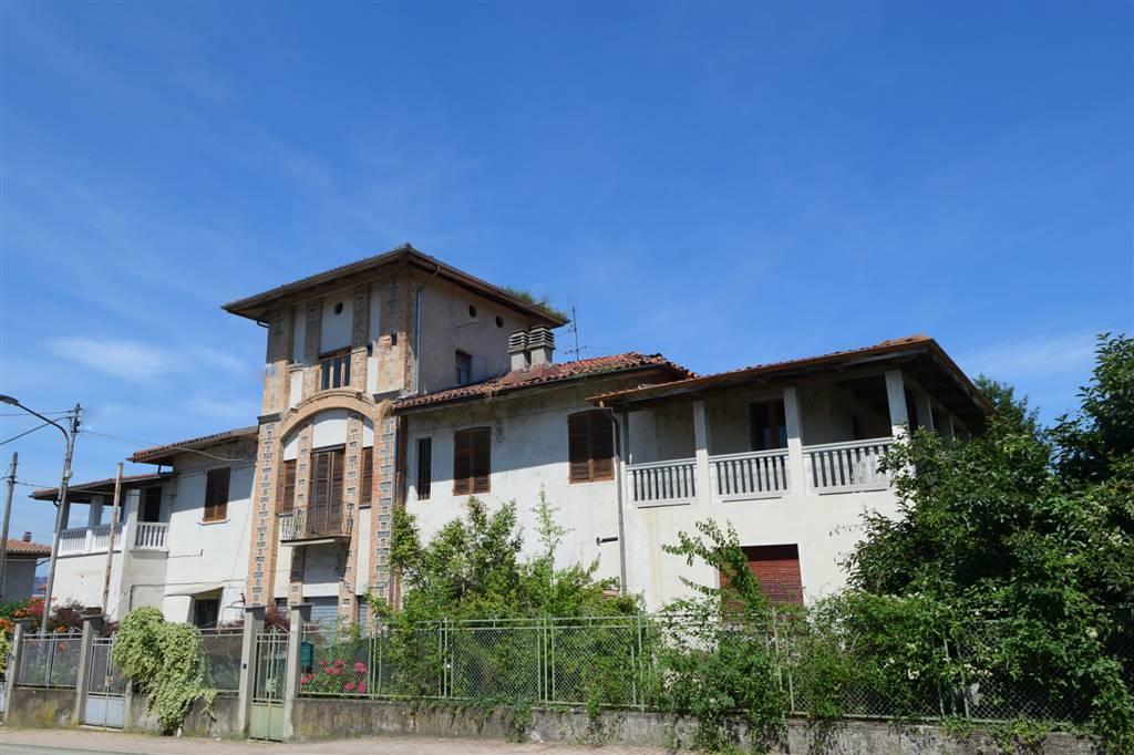 Soluzione Semindipendente in vendita a Mottalciata, 10 locali, prezzo € 85.000 | Cambio Casa.it