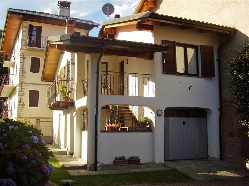 Soluzione Semindipendente in vendita a Camandona, 2 locali, prezzo € 53.000 | Cambio Casa.it