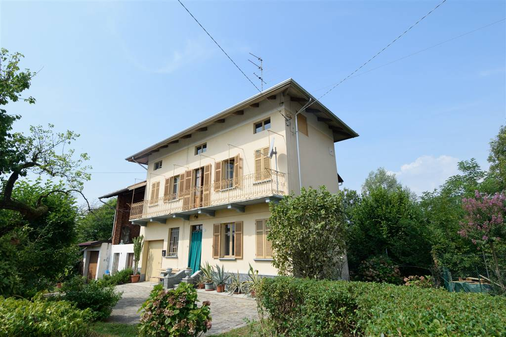 Soluzione Indipendente in vendita a Cossato, 4 locali, prezzo € 79.000 | Cambio Casa.it