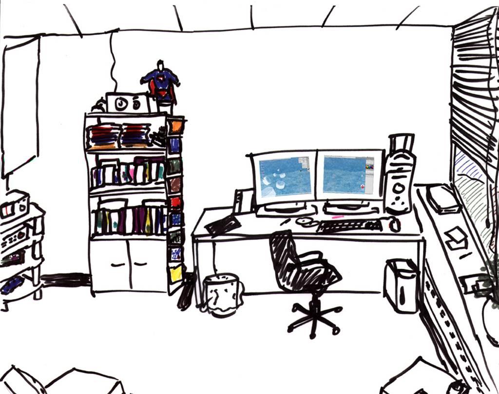 Ufficio / Studio in affitto a Cossato, 1 locali, prezzo € 200 | Cambio Casa.it