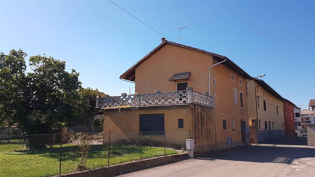 Soluzione Indipendente in vendita a Sandigliano, 6 locali, prezzo € 140.000 | Cambio Casa.it