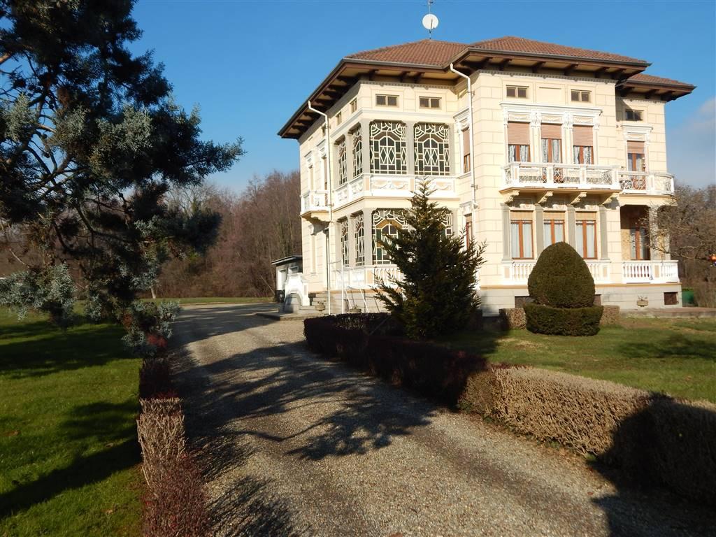 Foto - Villa In Vendita Roasio
