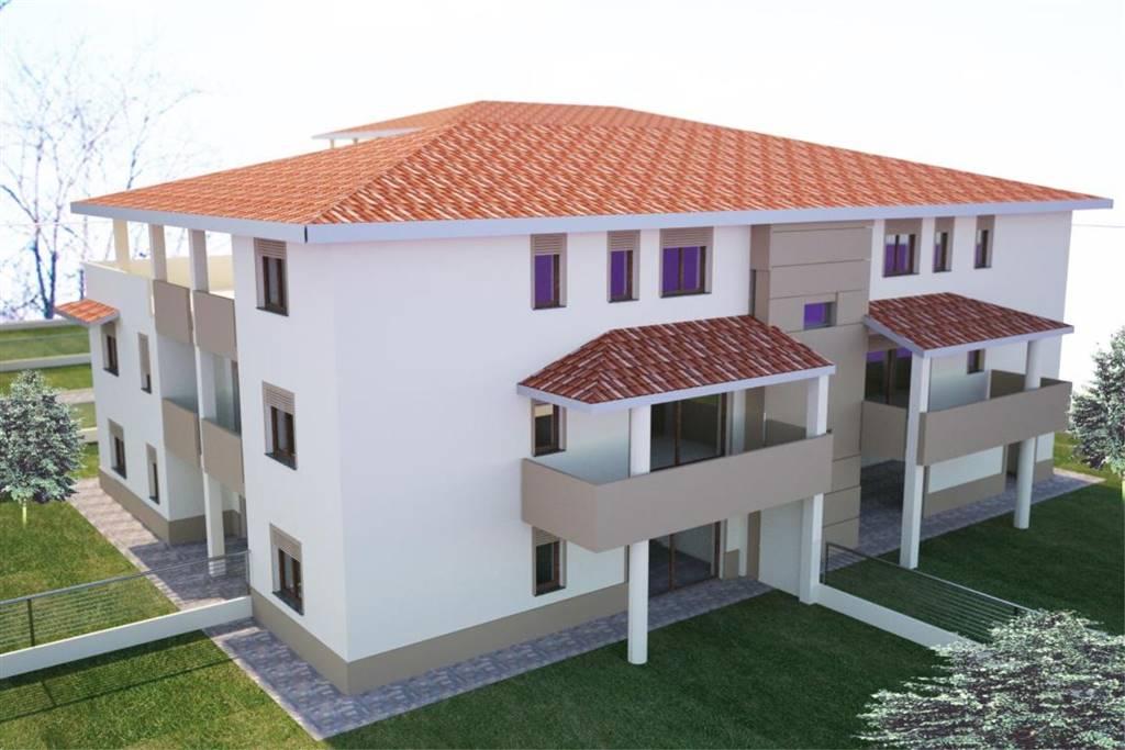 Appartamento in vendita a Pozzo d'Adda, 3 locali, prezzo € 167.000 | Cambio Casa.it