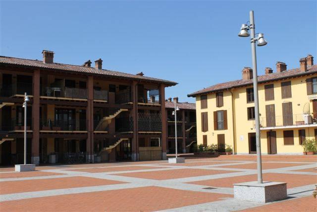 Appartamento in vendita a Masate, 2 locali, prezzo € 99.000 | CambioCasa.it