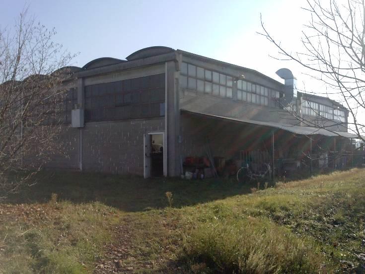 Capannone in vendita a Masate, 9999 locali, prezzo € 330.000 | Cambio Casa.it