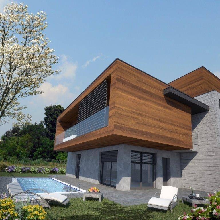 Independent Apartment in INZAGO 95 Sq. mt. | 3 Rooms - Garage | Garden 0 Sq. mt.