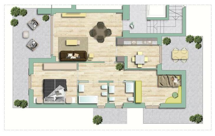 le terrazze veniano - 19 images - prestige re snc di a villa a ...
