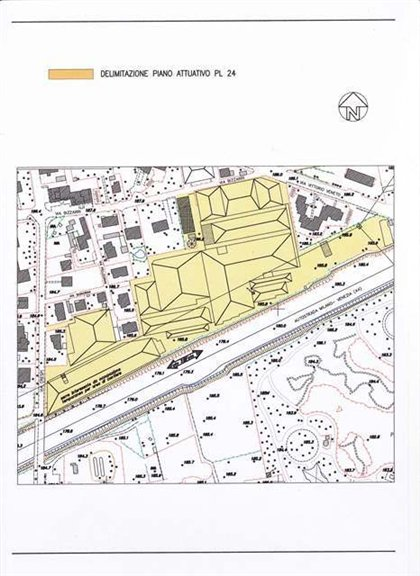 Terreno Edificabile Residenziale in Vendita a Capriate San Gervasio