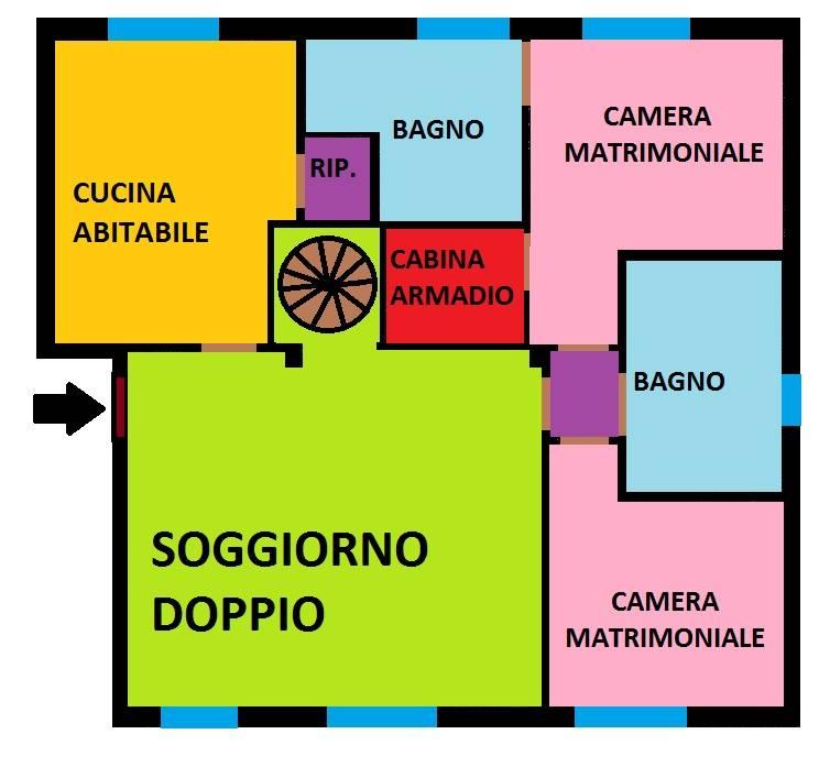 Appartamento in vendita a Brugherio, 4 locali, prezzo € 260.000 | Cambio Casa.it