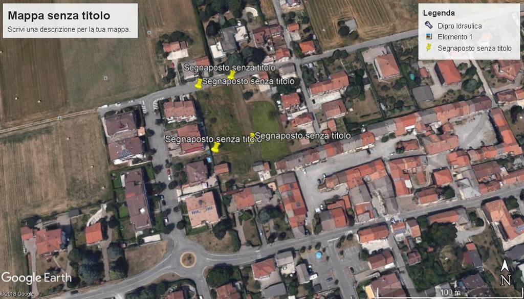 Terreno Edificabile Residenziale in Vendita a Cambiago