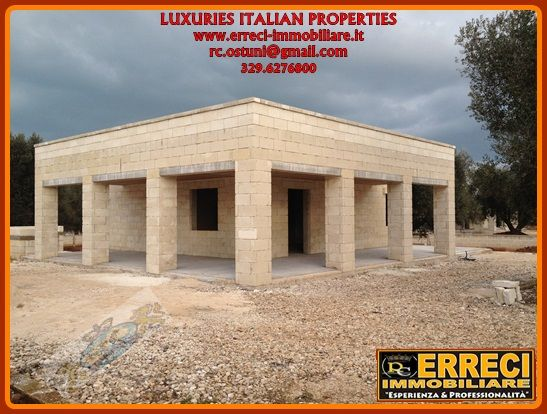 Villa vendita CAROVIGNO (BR) - 5 LOCALI - 130 MQ