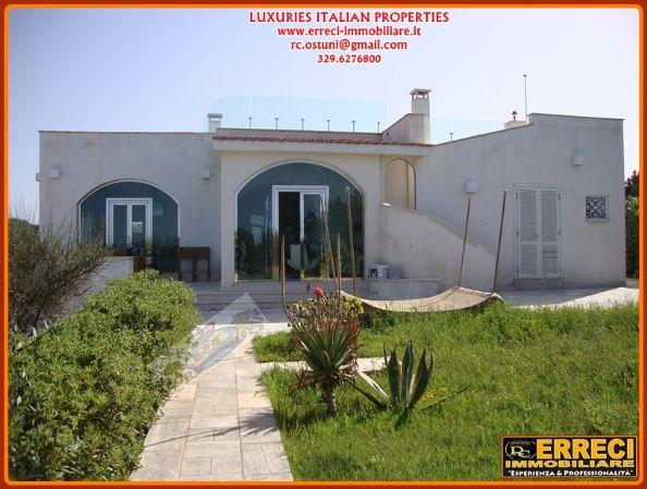 Villa vendita OSTUNI (BR) - 7 LOCALI - 170 MQ