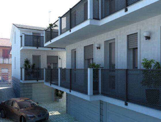 Appartamento a MELZO 3 - Vani