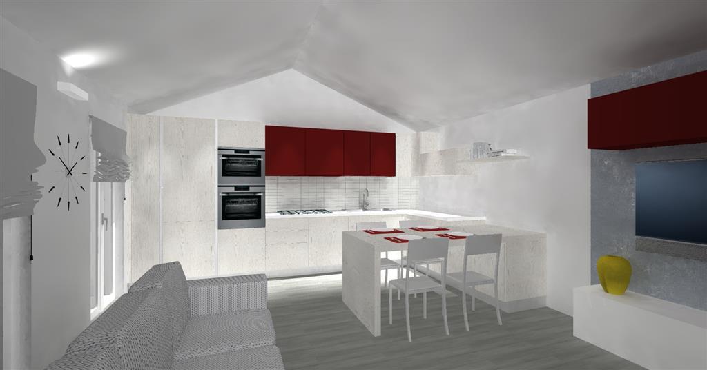 Appartamento in vendita a Melzo, 3 locali, zona Località: MELZO, prezzo € 235.000 | Cambio Casa.it