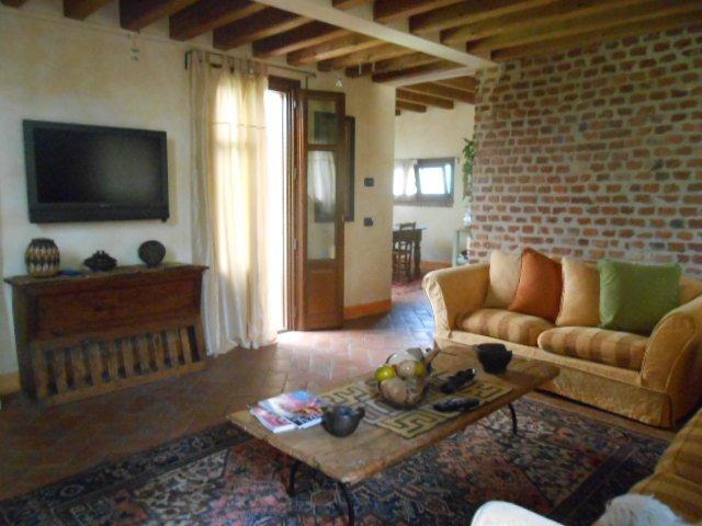 Villa a CASSANO D'ADDA 5 - Vani  - Garage - Giardino