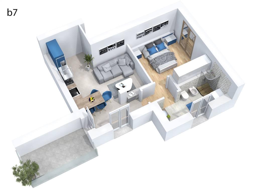 Appartamento in vendita a Melzo, 2 locali, prezzo € 180.000 | Cambio Casa.it