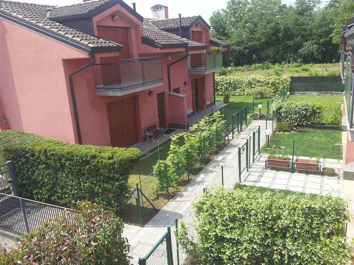 MACHERIO, Villa, € 308.000