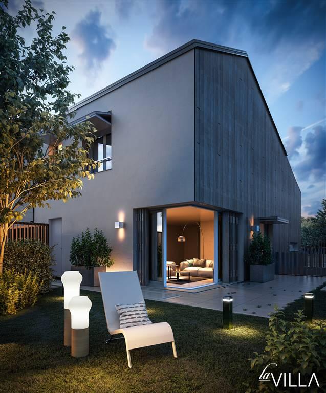 Villa in Vendita a Monza: 5 locali, 223 mq