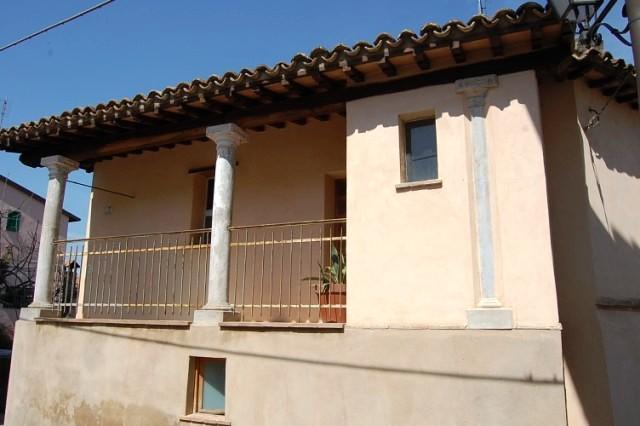 Casa singola, Marsciano, ristrutturata