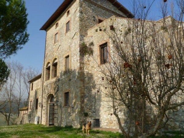 Soluzione Indipendente in vendita a Baschi, 16 locali, zona Zona: Cerreto, prezzo € 1.100.000 | Cambio Casa.it