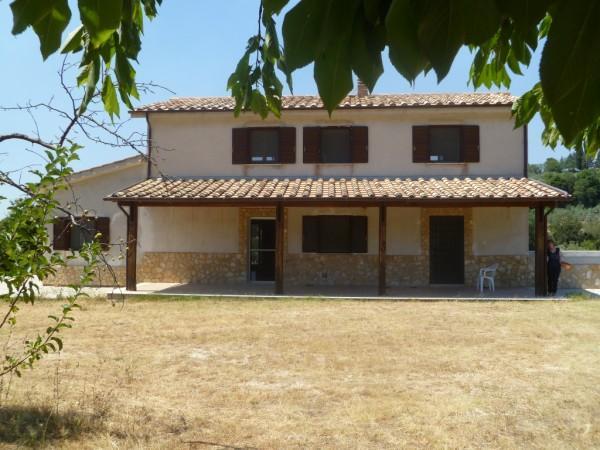 Rustico / Casale in vendita a Roccantica, 6 locali, prezzo € 380.000   Cambio Casa.it
