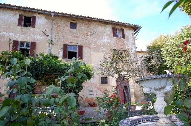 Rustico casale citt di castello vendita 400 for Fossa biologica a dispersione