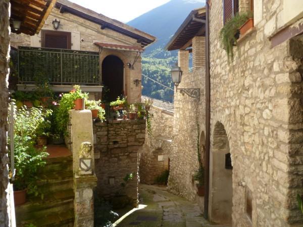 Soluzione Indipendente in vendita a Ferentillo, 5 locali, zona Zona: Macenano, prezzo € 110.000 | Cambio Casa.it