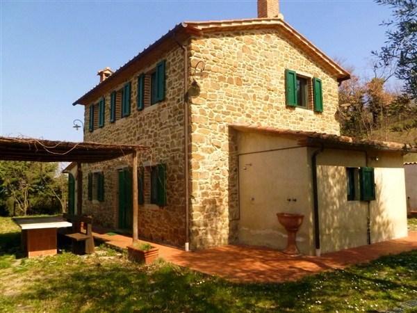 Rustico / Casale in vendita a Scansano, 5 locali, zona Zona: Pancole, prezzo € 450.000 | Cambio Casa.it