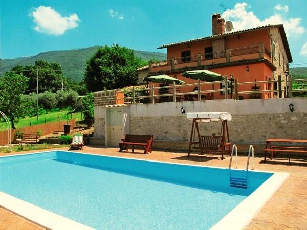Agriturismo in vendita a Casperia, 9999 locali, zona Zona: Santa Maria in Legarano, prezzo € 795.000 | CambioCasa.it