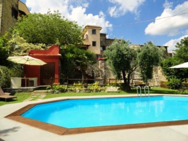 Soluzione Semindipendente in vendita a Montebuono, 14 locali, zona Zona: Sant'Andrea, prezzo € 260.000 | Cambio Casa.it