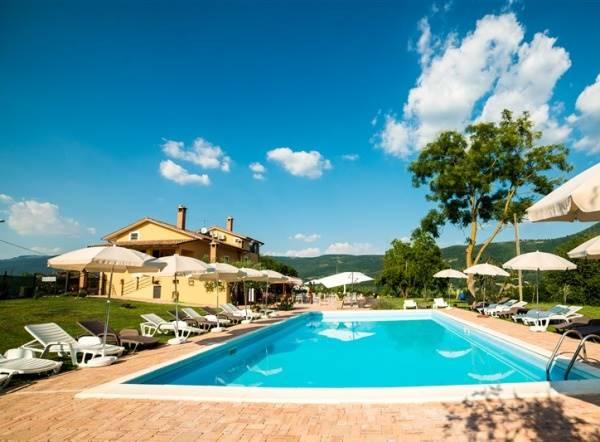 Villa in vendita a Acquasparta, 17 locali, prezzo € 950.000 | Cambio Casa.it