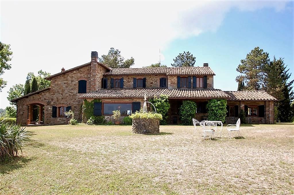 Rustico / Casale in vendita a Monte Castello di Vibio, 14 locali, prezzo € 670.000 | CambioCasa.it