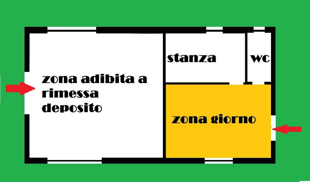 Soluzione Indipendente in vendita a Matera, 2 locali, zona Zona: Periferia Nord, prezzo € 100.000 | CambioCasa.it