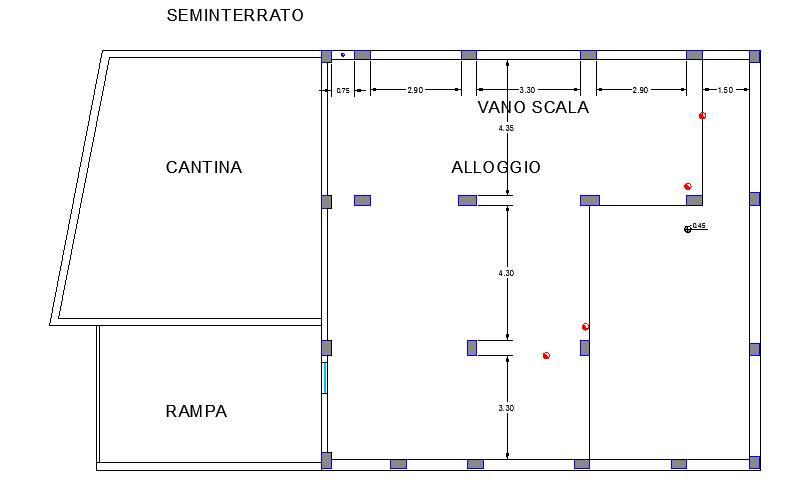 Rustico / Casale in vendita a Matera, 10 locali, zona Zona: Periferia Nord, prezzo € 235.000 | CambioCasa.it