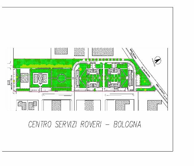 Terreno vendita BOLOGNA (BO) - 7 LOCALI - 56000 MQ