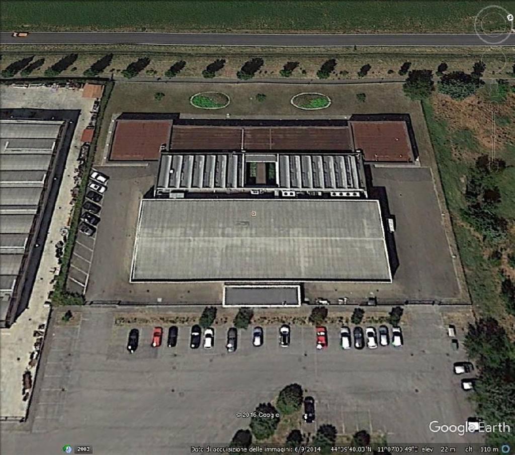 Laboratorio in Vendita a Sant'Agata Bolognese: 2640 mq