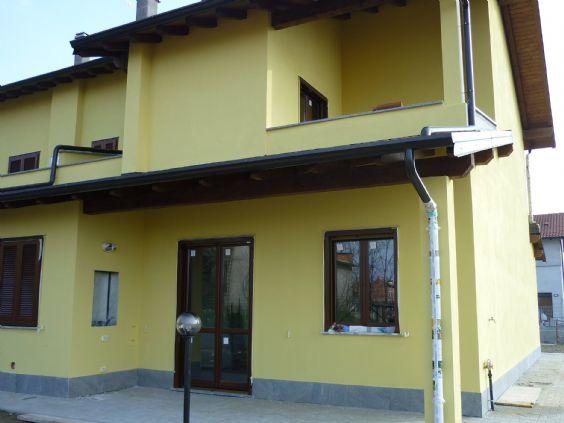 Villa a Schiera in Vendita a San Giorgio di Lomellina