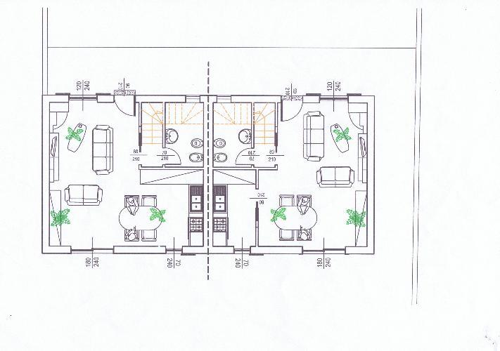 Villa vendita VESPOLATE (NO) - 3 LOCALI - 85 MQ