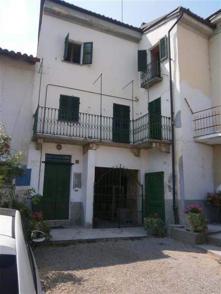 Soluzione Semindipendente in vendita a Ottiglio, 5 locali, prezzo € 49.000 | Cambio Casa.it
