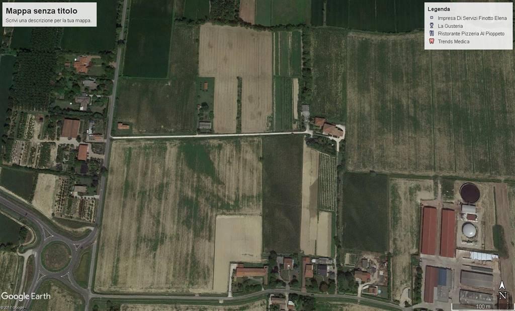 Terreno Edificabile Residenziale in vendita a Venezia, 9999 locali, zona Zona: 13 . Zelarino, prezzo € 75.000 | CambioCasa.it