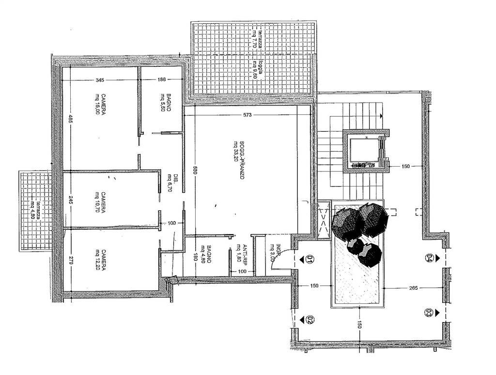 Appartamento in vendita a Venezia, 5 locali, zona Zona: 12 . Marghera, prezzo € 233.000 | CambioCasa.it