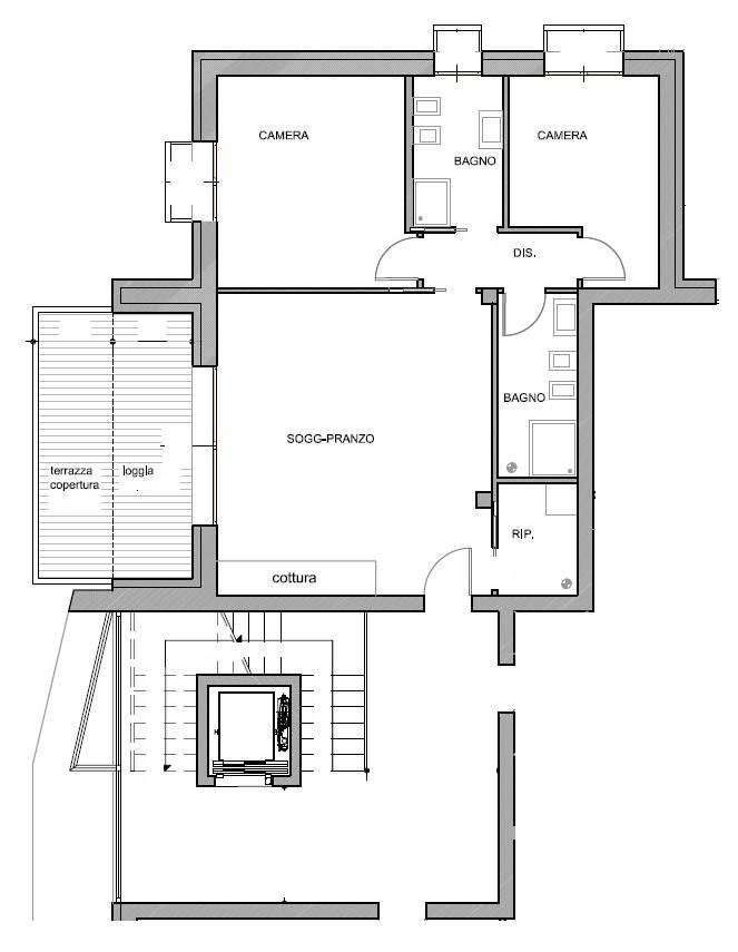 appartamento nuova costruzione vendita Spinea