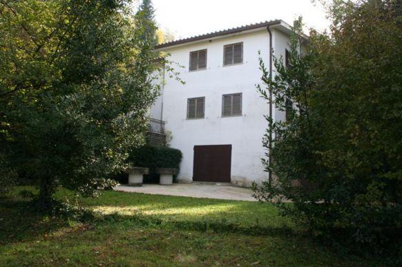 Villa, Collevecchio, abitabile