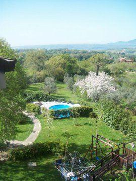 Villa, Poggio Catino, ristrutturata