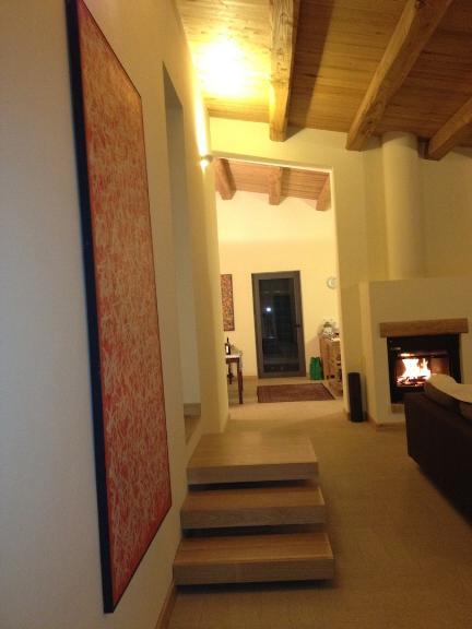 Villa in S.vito, San Vito, Casperia