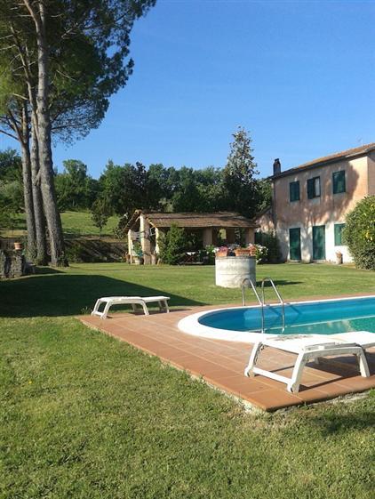 Villa, Poggio Mirteto