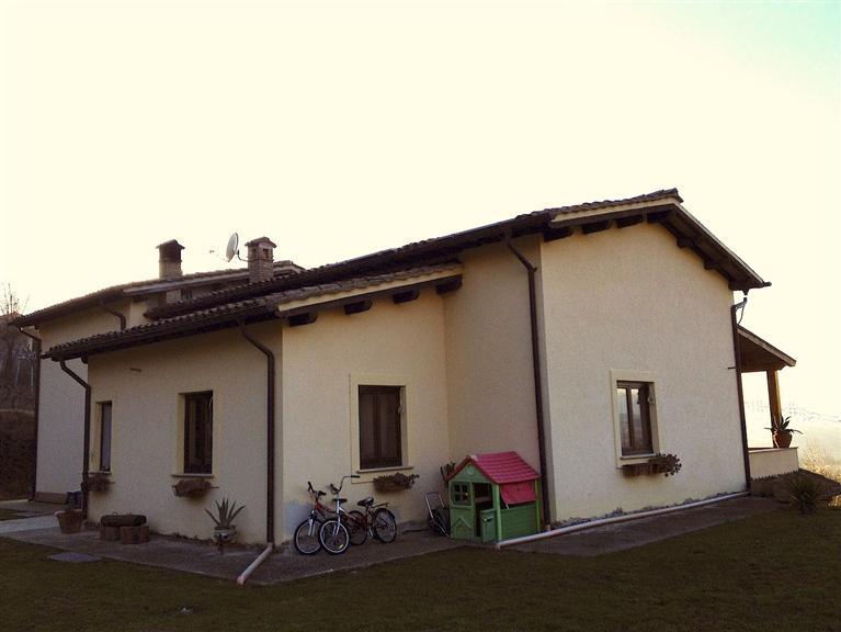 Villino in Via Sant'agostino 1, Poggio Mirteto